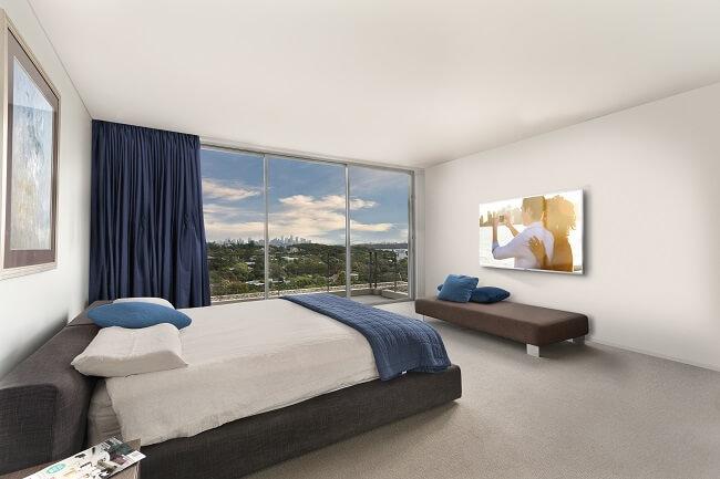 De rol van de hotel tv verandert