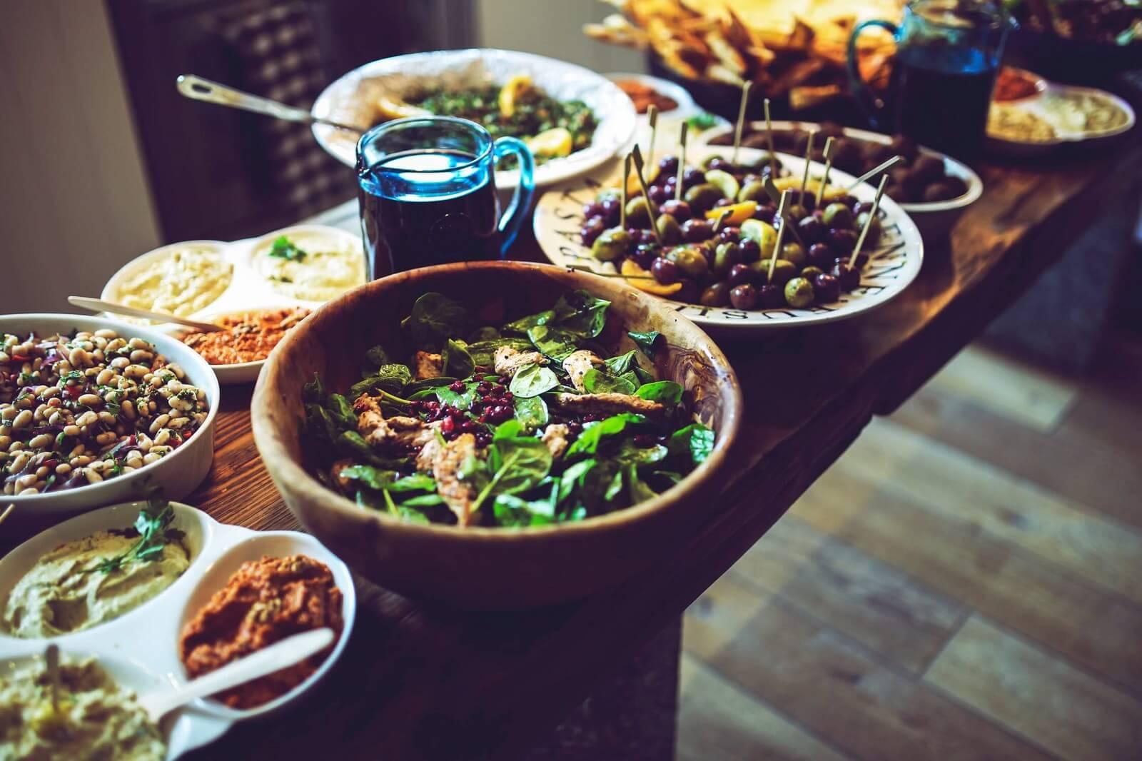 kwaliteit van voedsel in hotels gaat fors omhoog