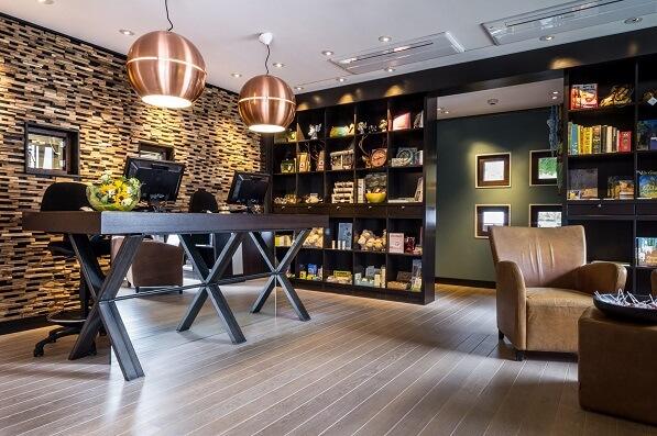 Tech lounge Hotel Sterreberg
